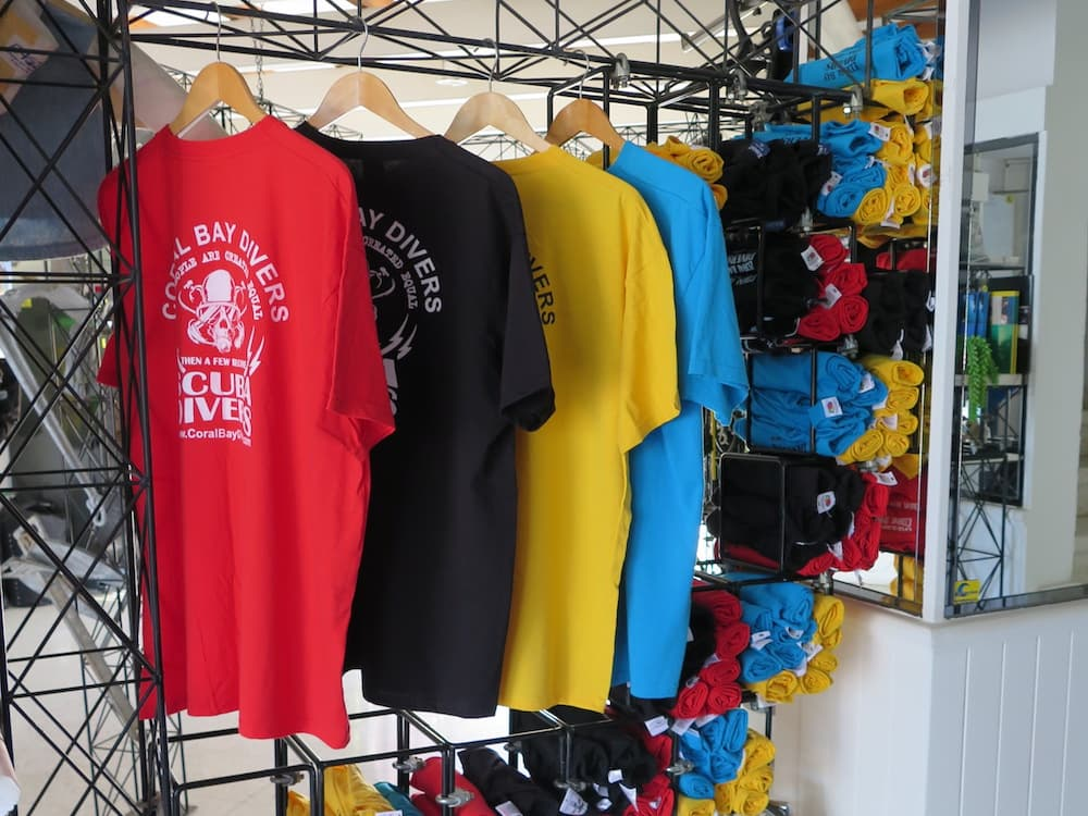 Coral Bay Divers Shop 5