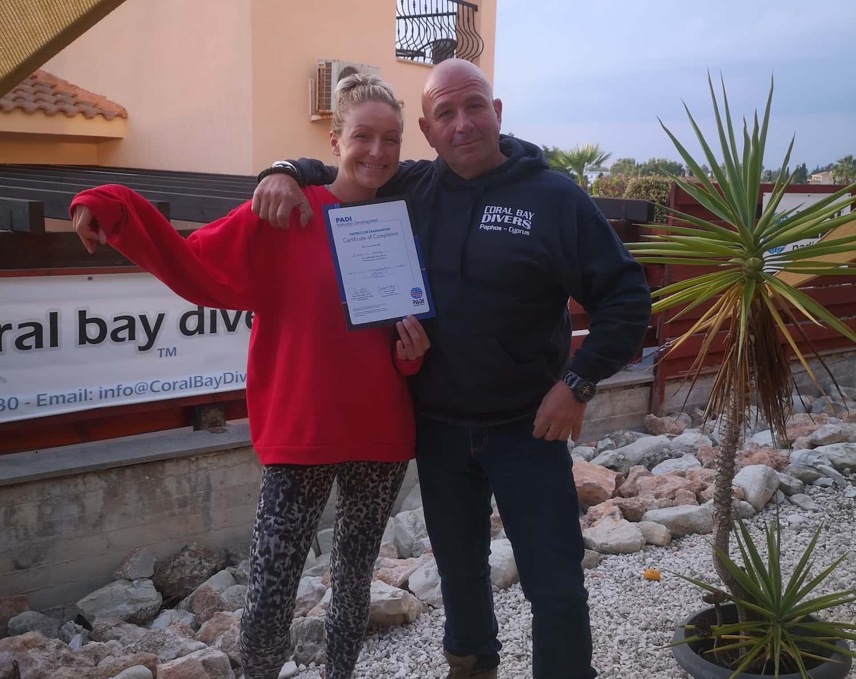 Becoming a PADI Divemaster & PADI Instructor